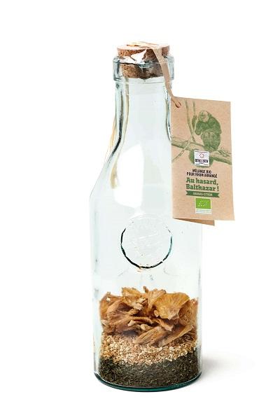 """Au hasard Balthazar"""" Bio-Rum-Blend (Ananas-Zitrone)"""