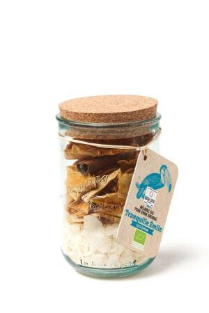 Tranquille Emile mélange bio pour rhum arrangé coco-banane