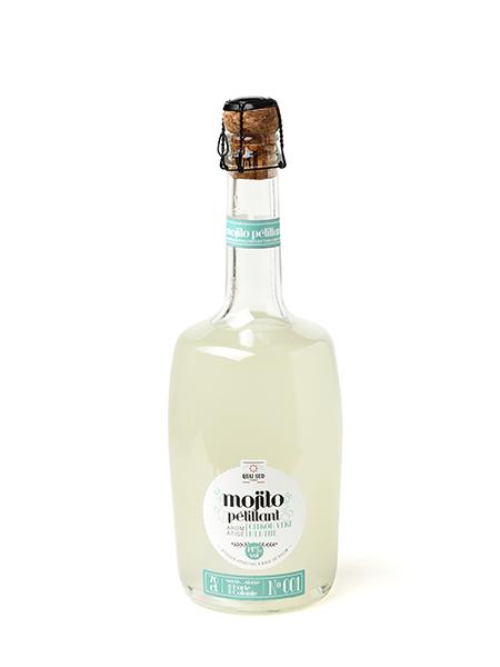 Sparkling Mojito Mint-Zitrone-Grün-0