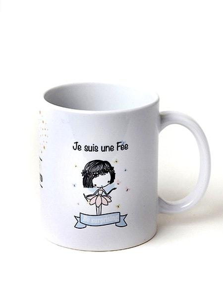 mug fée enchantée