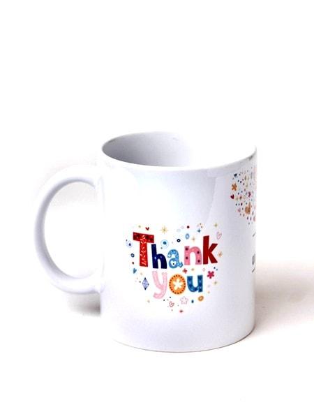 """Mug """"thank you""""-11808"""