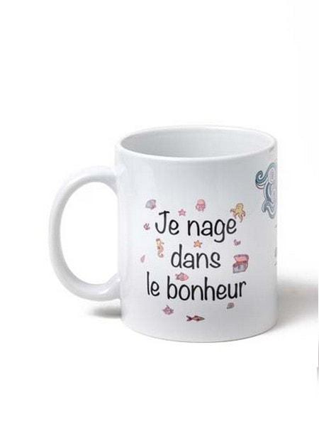 """Mug """"Je suis une sirène""""-11805"""