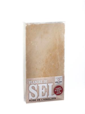 Planche de sel rose de l'Himalaya Quai Sud