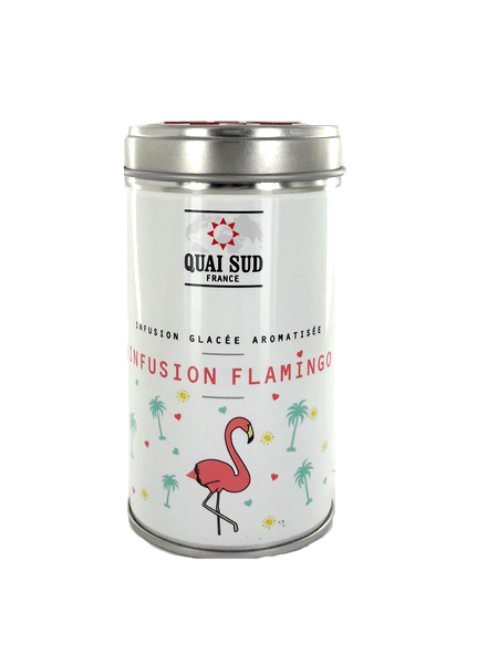 Flamingo iced tea box pop-0