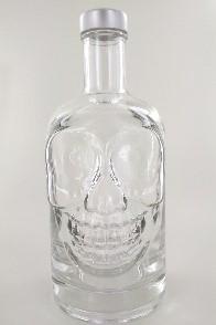 bouteille skull (tête de mort)-0