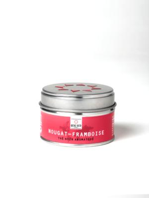 Tea nougat raspberry mini box pop-0
