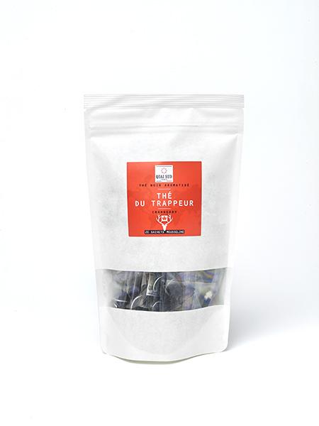 thé du trappeur recharge kraft 20 infusettes-0