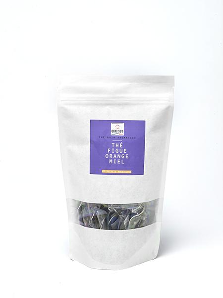 thé figue-orange-miel recharge kraft 20 infusettes-0