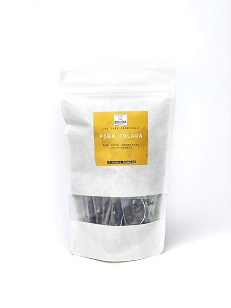 piña colada tea kraft refill 20 tea bags-0