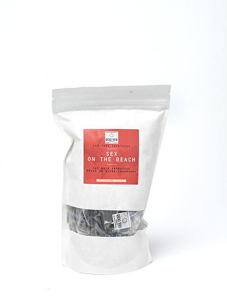 tea sex on the beach REFILL 20 MOUSSELINES bag kraft-0