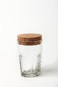 Empty mojito glass-0